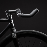 Contender Matte Black Bicycle ($649)