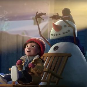 Cineplex - Lily and the Snowman